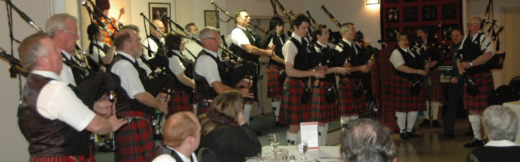 ladies and gentlemen, ….THE Comox Valley Pipe Band!!!!!