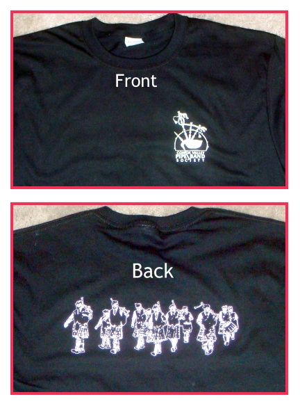 T-Shirts Available
